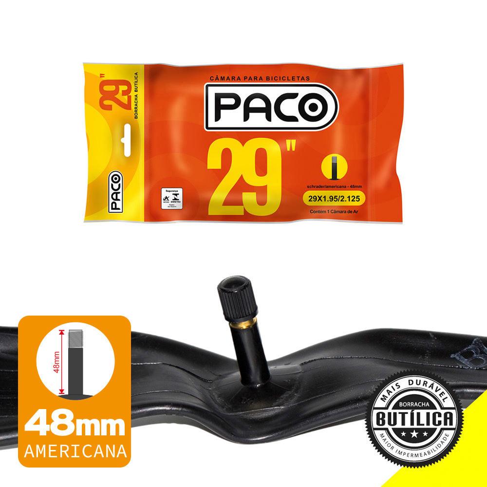 9126e16af CAMARA 29 (1.9 2.125) -48MM PACO VALVULA GROSSA 48MM